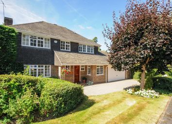 Thumbnail 4 bed detached house for sale in Murray Court, Ascot