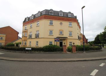 Thumbnail 2 bed flat for sale in Claydon Road, Redhouse, Swindon