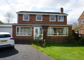 Thumbnail 3 bed detached house to rent in Deyncourt, Durham