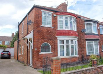 Thumbnail 3 bed semi-detached house for sale in Ingleby Road, Middlesbrough