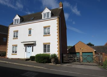Thumbnail 5 bed detached house for sale in Gavel Street, Hampton Vale, Peterborough
