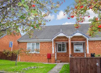 Thumbnail 2 bed bungalow for sale in Millbrook Road, Cramlington