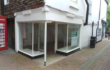 1B Middle Row, Ashford, Kent TN24. Retail premises to let