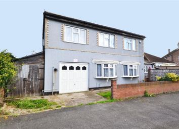 Thumbnail 3 bedroom detached house for sale in Lynton Road, Peterborough