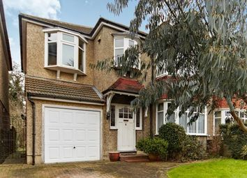 Thumbnail 5 bedroom semi-detached house for sale in Shirley Avenue, Shirley, Croydon, Surrey