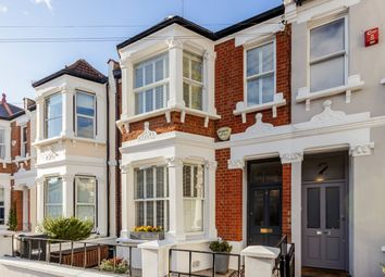 Thumbnail 4 bed terraced house for sale in Balfern Grove, Central Chiswick, Chiswick, London