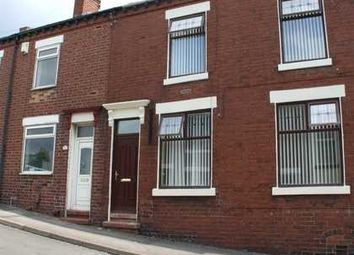 Thumbnail 2 bed semi-detached house to rent in Heath Street, Chesterton, Newcastle