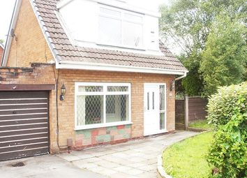 Thumbnail 2 bed detached house for sale in Cherrington Drive, Rochdale, Greater Manchester.