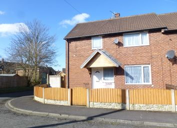 3 bed end terrace house for sale in Norfolk Close, Leyland PR25