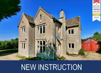 Thumbnail 4 bed detached house to rent in Filands, Malmesbury
