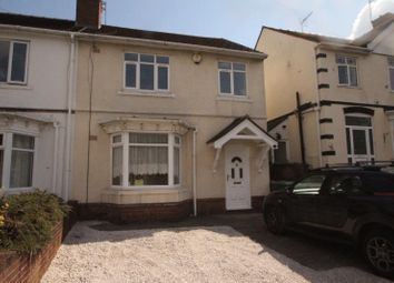 Thumbnail 3 bedroom semi-detached house to rent in St Anne`S Road, Cradley Heath, West Midlands
