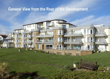 Thumbnail 2 bed flat for sale in Cliff Road, Livermead, Torquay