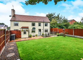 Thumbnail 2 bed cottage for sale in Brookhill Leys Road, Eastwood, Nottingham