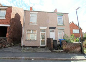 Thumbnail 2 bed semi-detached house for sale in Heywood Street, Chesterfield