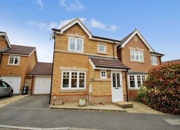 Thumbnail 3 bedroom detached house for sale in Sigerson Road, Taw Hill, Swindon