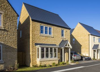 """Thumbnail 3 bed detached house for sale in """"The Yarkhill"""" at Centenary Way, Witney"""