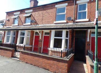 Thumbnail 2 bed terraced house for sale in Whitechapel Street, Whitemoor, Nottingham