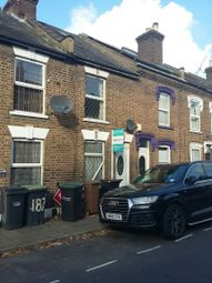 Thumbnail 2 bed terraced house for sale in 189 North Street, Luton, Bedfordshire