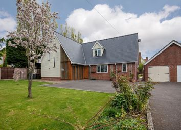 Thumbnail 5 bedroom detached house for sale in Wickham Street, Wickhambrook, Suffolk