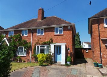 Thumbnail 2 bed semi-detached house for sale in Gibbons Road, Four Oaks, Sutton Coldfield