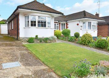 Thumbnail 2 bed semi-detached bungalow for sale in Curzon Avenue, Horsham