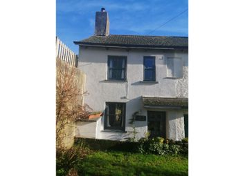 Thumbnail 3 bed end terrace house for sale in Mount Pleasant, Totnes