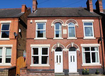 Thumbnail 3 bed semi-detached house for sale in Harrington Street, Long Eaton, Nottingham