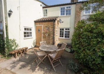 Thumbnail 3 bed semi-detached house to rent in Meadow Cottage, Leighton Road, Toddington