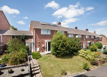 Thumbnail 3 bed end terrace house for sale in Higher Cotteylands, Tiverton