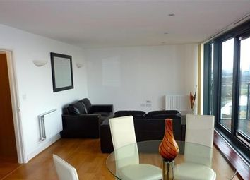 Thumbnail 2 bedroom flat to rent in Blackwall Way, Docklands, London