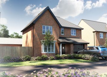 "Thumbnail 4 bed detached house for sale in ""The Eastbury"" at Oak Tree Road, Hugglescote, Coalville"