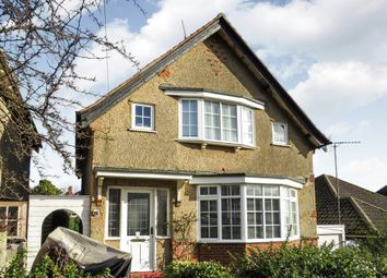 Thumbnail 3 bedroom detached house for sale in Fronks Avenue, Dovercourt, Harwich