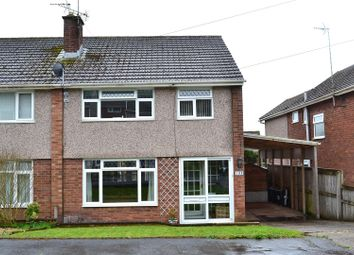 Thumbnail 3 bedroom property for sale in Ash Grove, Killay, Swansea
