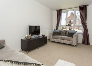 "Thumbnail 3 bed semi-detached house for sale in ""Forbes 1"" at Mugiemoss Road, Bucksburn, Aberdeen"