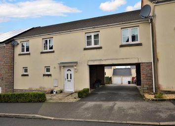 Thumbnail 2 bed terraced house for sale in Broad Park, Okehampton