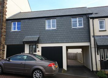 Thumbnail 2 bed flat for sale in 38 Gwithian Road, St Austell, Cornwall
