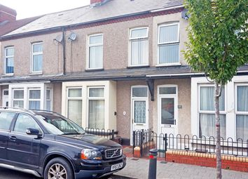Thumbnail 3 bedroom terraced house for sale in Court Road, Grangetown, Cardiff