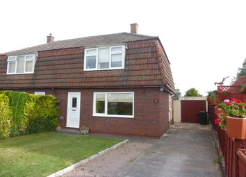 Thumbnail 3 bed semi-detached house for sale in Honddu Close, Hereford
