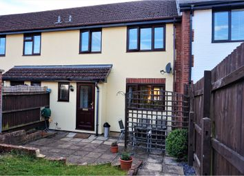 Thumbnail 3 bed terraced house for sale in Papermakers, Overton