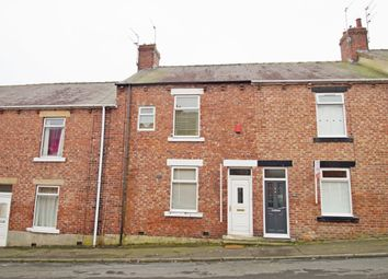 Thumbnail 2 bed terraced house for sale in Roseberry Street, No Place, Stanley