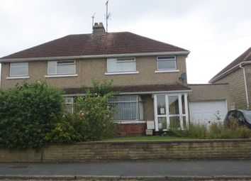 Thumbnail 3 bedroom property to rent in Woodside Avenue, Swindon
