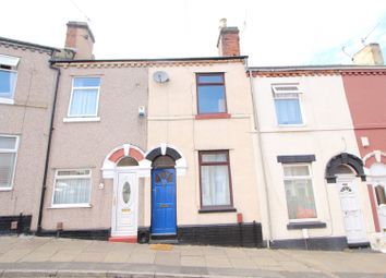 Thumbnail 2 bed terraced house for sale in Rose Street, Stoke-On-Trent, Staffordshire