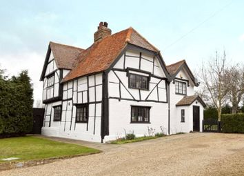 Thumbnail 3 bed detached house to rent in Lyne Lane, Virginia Water, Surrey