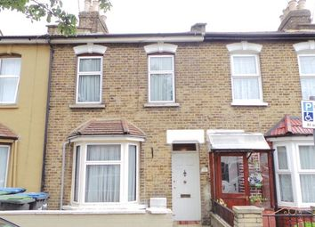 Thumbnail 3 bed terraced house for sale in Wellington Avenue, Edmonton