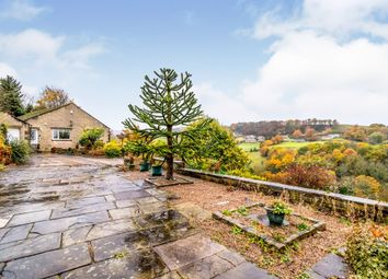 Thumbnail 2 bedroom detached bungalow for sale in Well Hill, Honley, Holmfirth