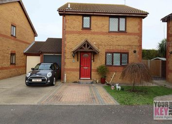 Thumbnail 3 bed detached house for sale in Megan Close, Lydd, Romney Marsh