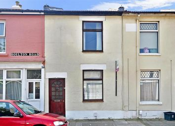 Thumbnail 2 bedroom terraced house for sale in Boulton Road, Southsea, Hampshire