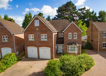 Thumbnail 7 bed detached house for sale in Marden Way, Petersfield, Hampshire