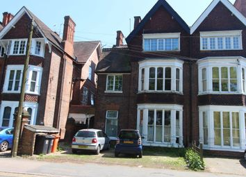 Thumbnail  Studio to rent in Victoria Park Road, Leicester
