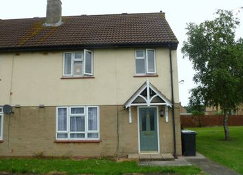 Thumbnail 3 bed end terrace house for sale in Anson Road, Locking, Weston-Super-Mare